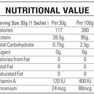ANABOLIC NUTRITION HYDRO-WHEY