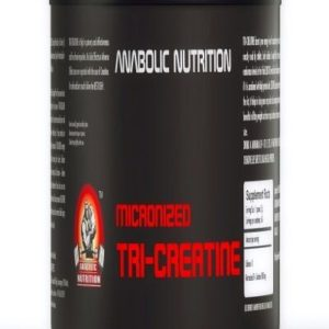 Anabolic Nutrition Tri-Creatine 300grams