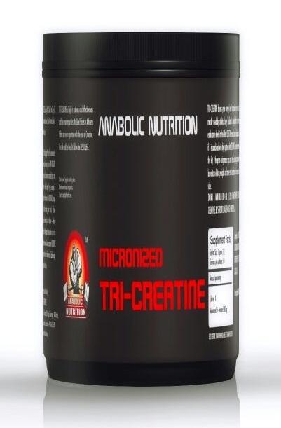 anabolic nutrition tri creatine