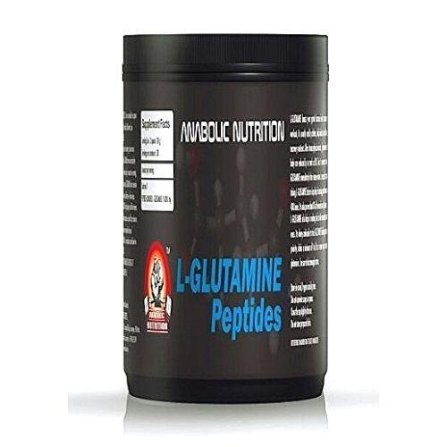 anabolic nutrition l glutamine