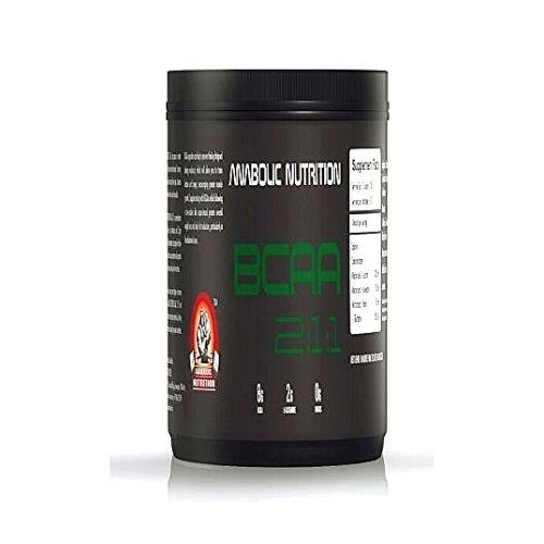 anabolic nutrition bcaa