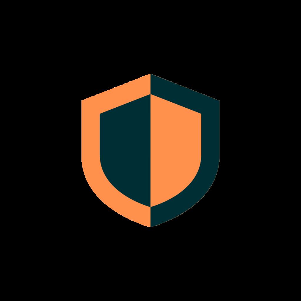vector logo security sheild