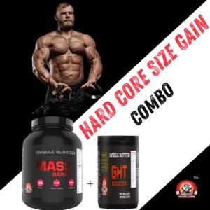 Hard Core Size gain Combo
