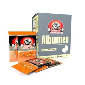 ANABOLIC NUTRITION ALBUMEN