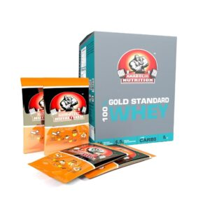 Gold Standard 100% Whey Isolate & Concentrate